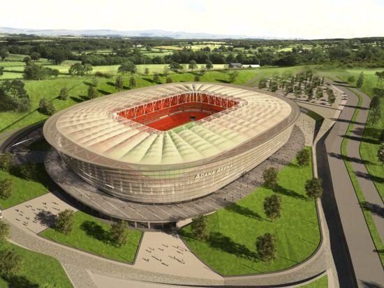 Form-Adana Stadyumu