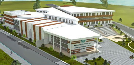 Aldağ-Balıkesir Üniversitesi Oditoryum ve Öğrenci Kültür Merkezi