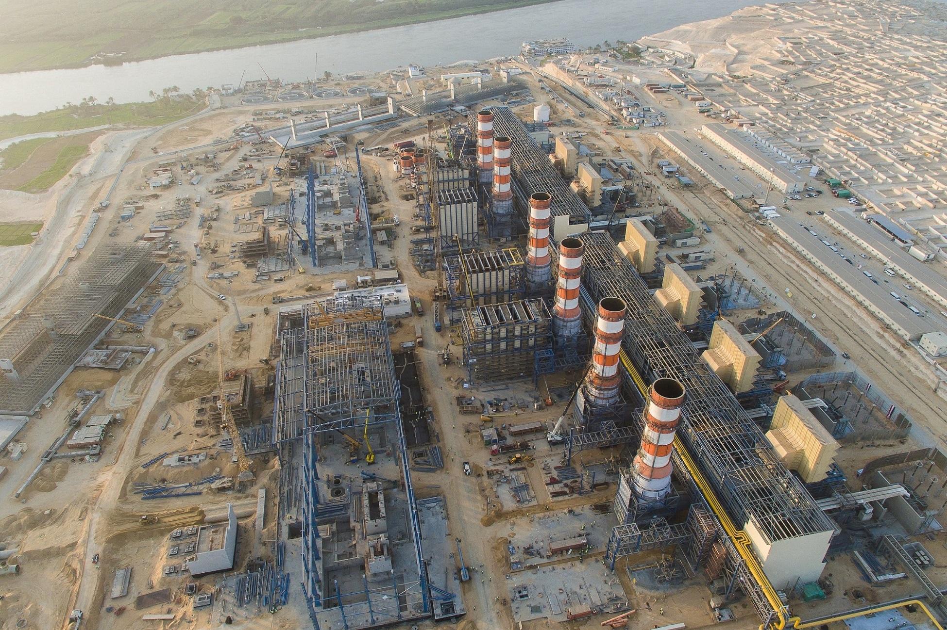 Siemens, 'Mısır Mega Projesi'ni Rekor Sürede Tamamladı