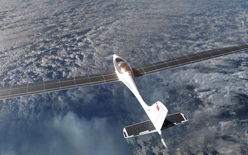 Solar Uçak Stratos'un Yakıta İhtiyacı Yok