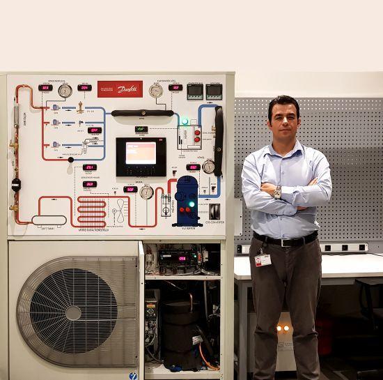Danfoss Türkiye Soğutma Sistemleri, Mobil Eğitim Ünitesi Tasarladı