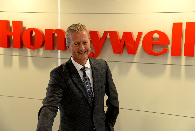Honeywell Türkiye ve Orta Asya Başkanı Frans van Deursen Oldu