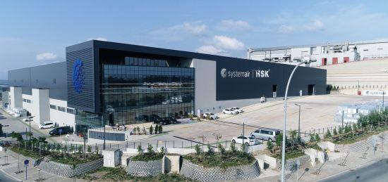 Systemair HSK, LEED Gold Sertifikalı Klima Santrali Fabrikasının Resmi Açılışını Gerçekleştirdi