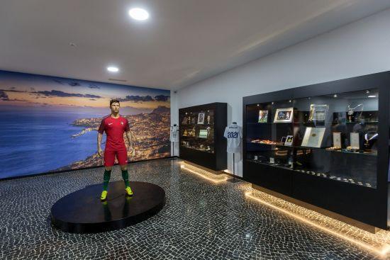 ODE Yalıtım-Cristiano Ronaldo Müzesi