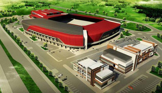 Armacell Yalıtım-Çorum Yeni Stadyumu