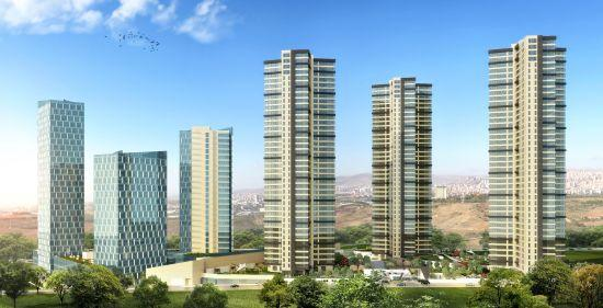 İmbat-YDA Söğütözü Residences ve Offices