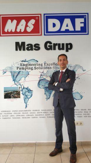 Mehmet Ürek, Mas Grup Satış ve Pazarlamadan Sorumlu Genel Müdür Yardımcısı Oldu