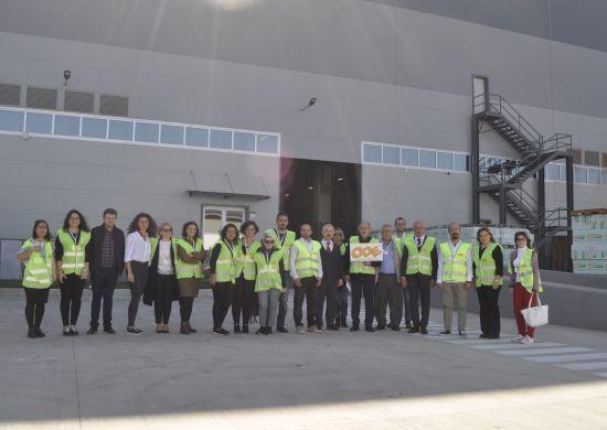 ODE Yalıtım, Eskişehir Üretim Tesisinde Basın Mensuplarıyla Buluştu