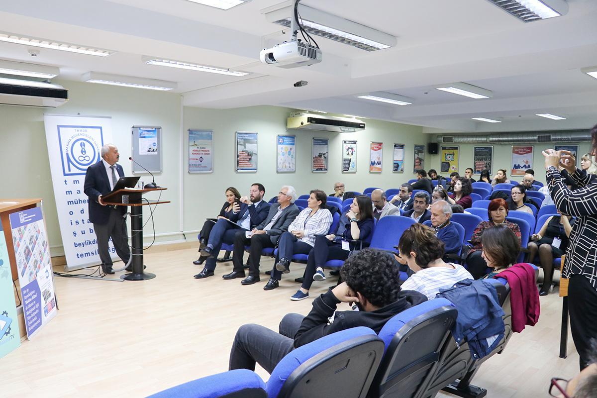 MMO İstanbul Şubesi Verdiği Basın Davetinde Yeni Dönem Faaliyetlerini Tanıttı