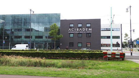 Alarko Carrier-Amsterdam Acıbadem International Hastanesi