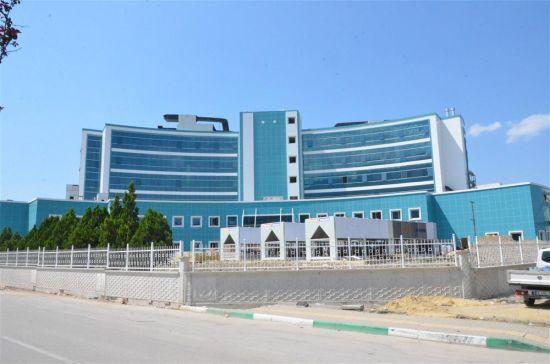 Doğu İklimlendirme-Bursa Kestelli 150 Yataklı Devlet Hastanesi