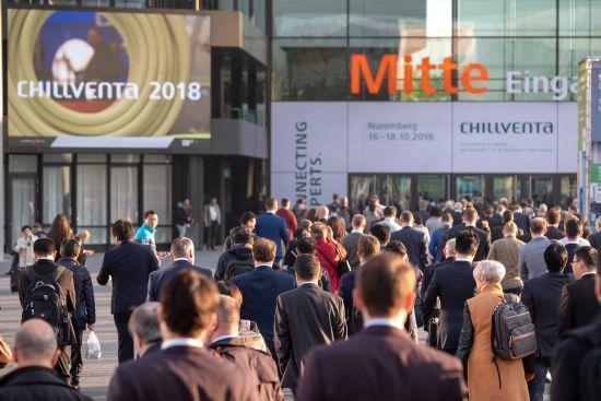Chillventa Fuarı, 45 Ülkeden 1019 Katılımcı Kuruluşu Bir Araya Getirdi