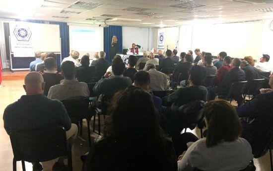 Caleffi İş Geliştirme Müdürü Ceren Ercan, TTMD Adana'da Lejyonella ile Mücadeleyi Anlattı