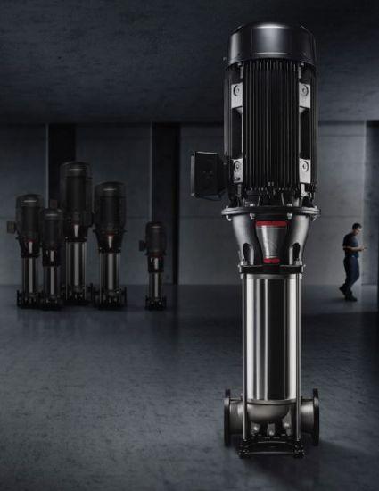Grundfos, Yeni Nesil CR Pompa Serisini Tanıttı