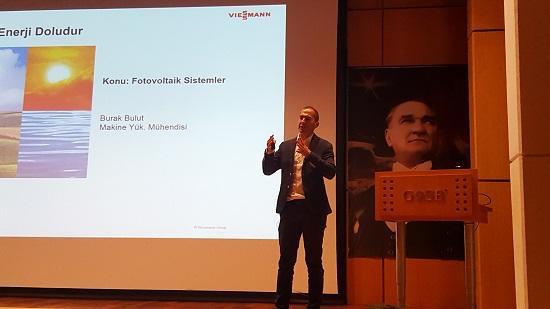 Viessmann, Gebze Organize Sanayi Bölgesi Yatırımcılarıyla Buluştu