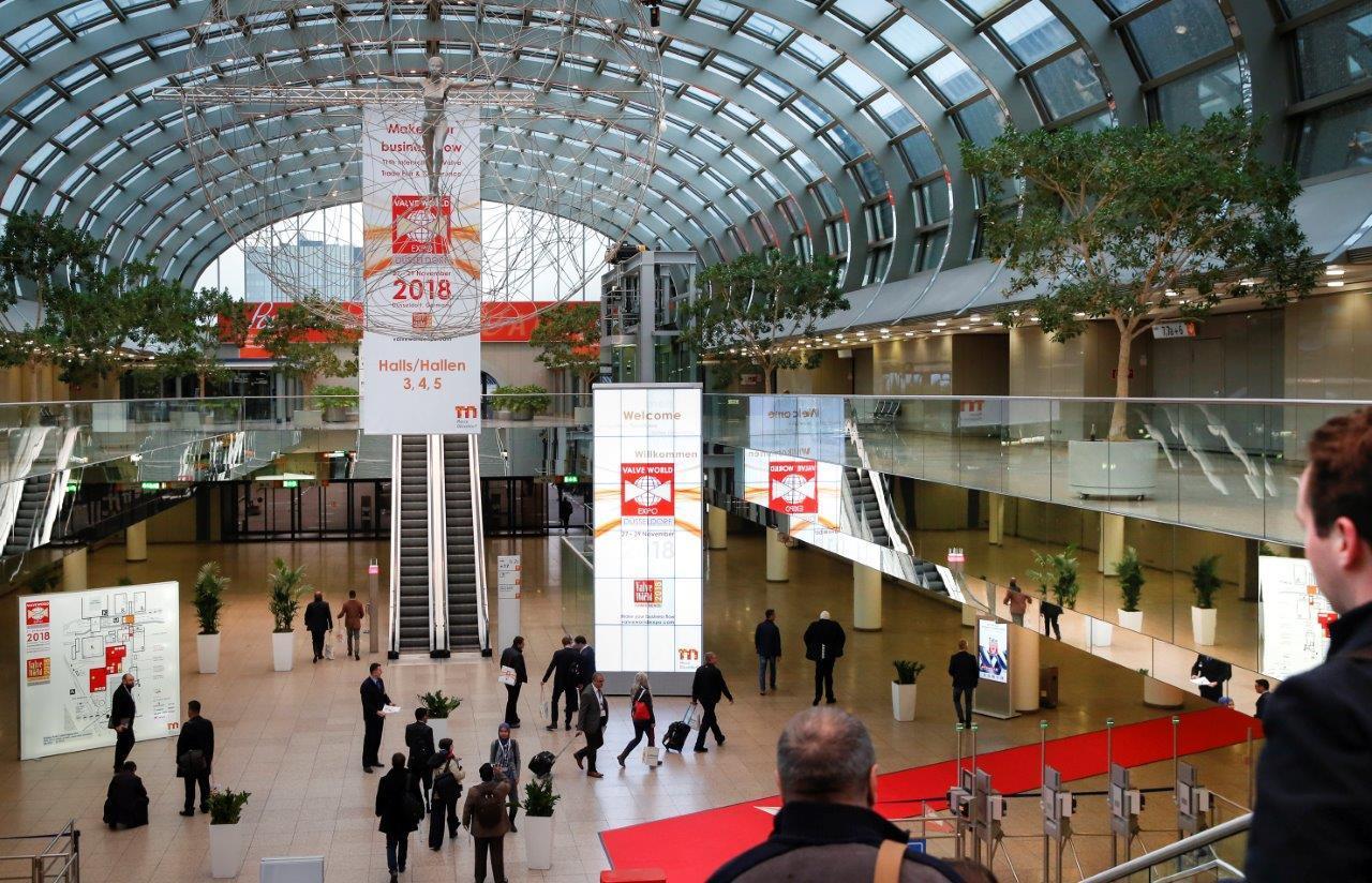 VALVE WORLD EXPO 2018 Vana ve Pompa Sektörünü Buluşturdu