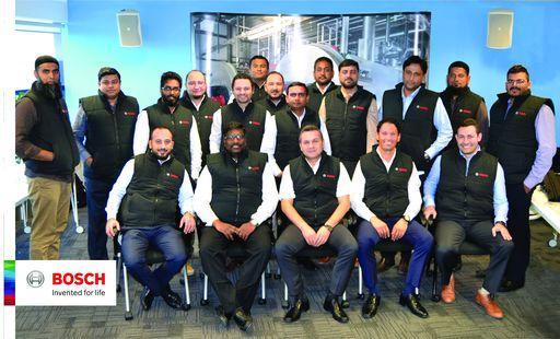 Bosch Termoteknik'ten Ortadoğu Partnerlerine Teknik Eğitim