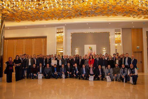 TESİDER, 2. Yılını Kutladı