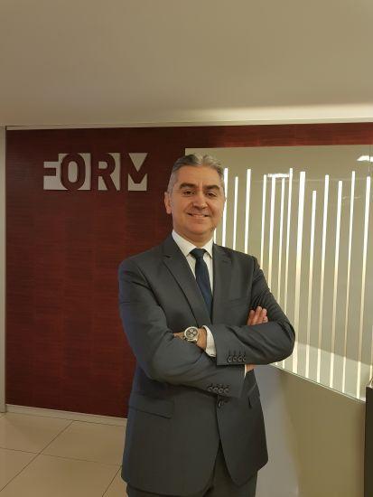 Form Endüstri Ürünleri Genel Müdürü Toni Timirci Oldu