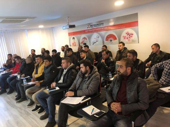 Form, İstanbul'da Düzenlediği Teknik Eğitimler ile VRF Sistemleri Yetkili Servislerini Buluşturdu