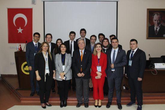 Üntes, İstanbul Üniversitesi 22. Makine ve Teknoloji Günlerinde Öğrencilerle Bir Araya Geldi