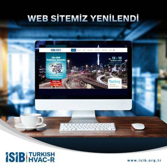 """İklimlendirme İhracatının Yeni Yüzü """"www.isib.org.tr"""""""