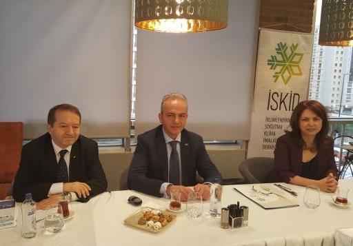 İSKİD Başkanı Ozan Atasoy, Derneğin Yeni Dönem Vizyonunu Paylaştı