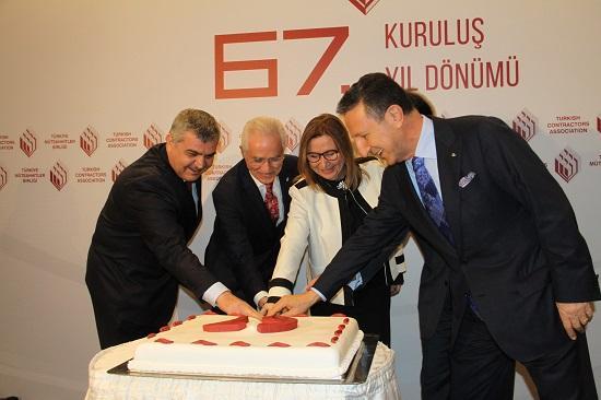 """Ticaret Bakanı Ruhsar Pekcan: """"TMB ile işbirliğimiz artarak sürecek"""""""