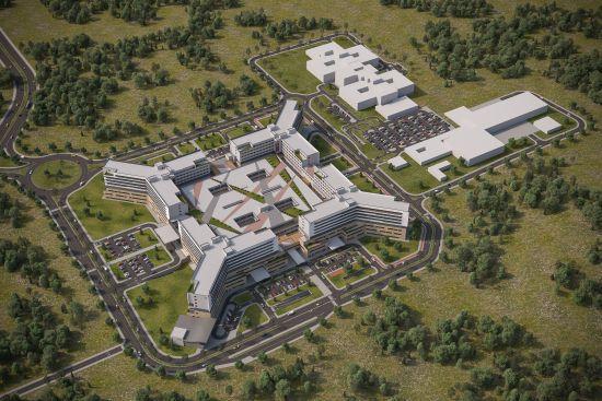 Ulus Yapı-Bursa Şehir Hastanesi