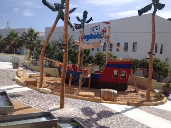 Doğu İklimlendirme-Playmobil Malta Eğlence Parkı