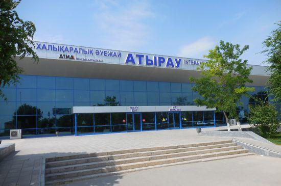 İmbat-Atyrau Havalimanı, Kazakistan
