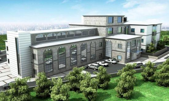 ALDAĞ A.Ş.-Kayseri Develi Hastanesi