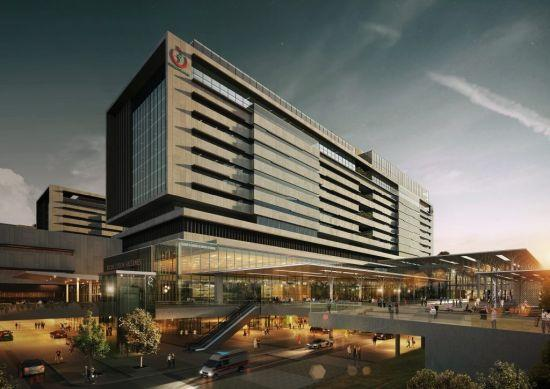 Condair-İstanbul İkitelli Şehir Hastanesi