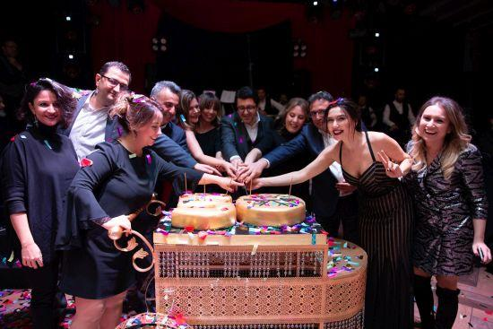 Baymak 50. Yılını Çalışanları ile Kutladı