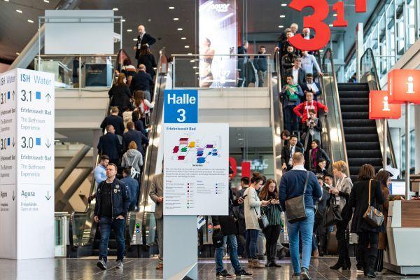 ISH 2019'un Uluslararası Ziyaretçi Sayısında Rekor Kırıldı