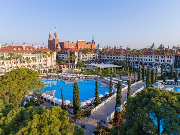 Form A.Ş.-Swandor Topkapı Palace Resort Otel