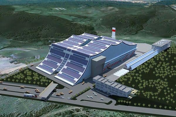 İBB Atık Yakma ve Enerji Üretim Tesisine Aldağ İmzası