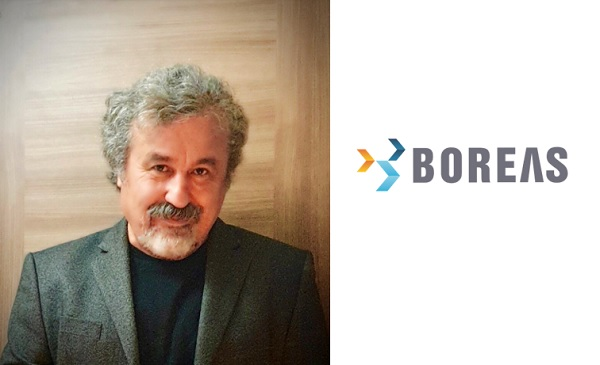 Şinasi Karaoğlu Boreas'ta