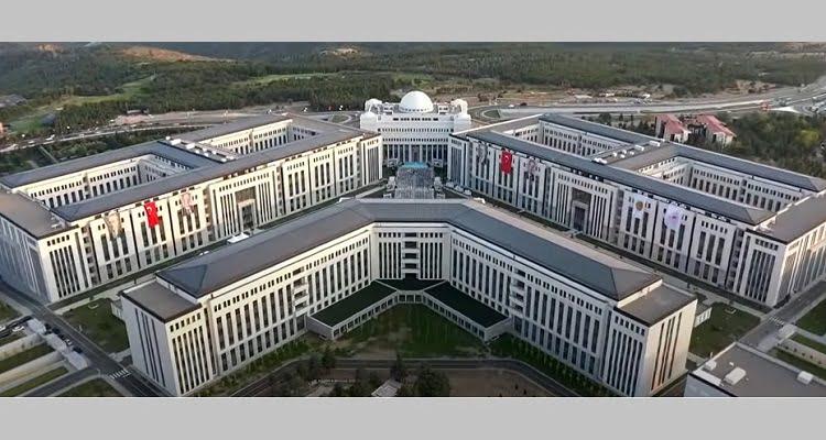 Yargıtay'ın Yeni Hizmet Binasına Birleşim Mühendislik İmzası