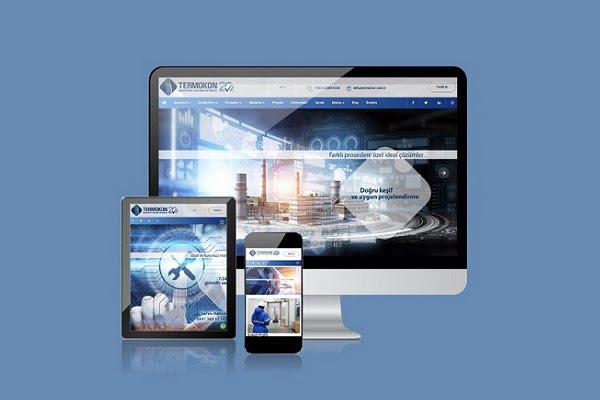 Termokon'un Yeni Web Sitesi Yayında