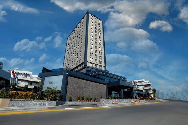 İşte Gaziantep Green Park Otel'in İklimlendirme Tercihi