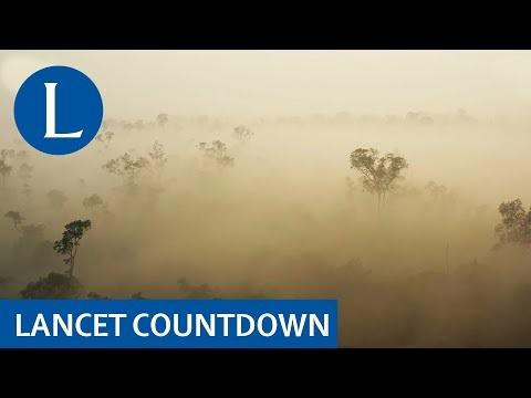 Lancet Countdown (Lancet Geri Sayım) Sağlık ve İklim Değişikliği 2020 Raporu Yayımlandı