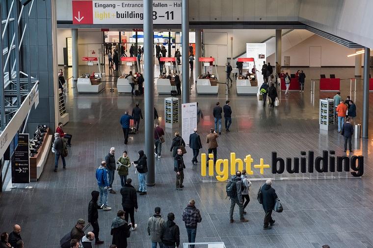 Light+Building Fuarı, 13-18 Mart 2022 Tarihleri Arasında Yapılacak