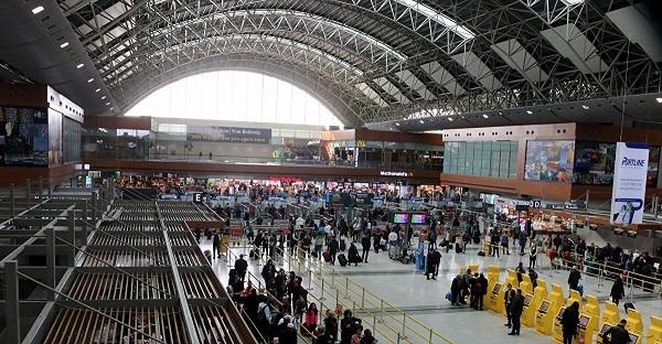 Havaalanları Terminal ve İşletme Binalarında Pandemi Tedbirleri Açıklandı