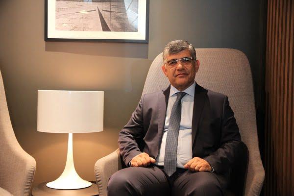 Naci Şahin'den Eurovent'e Veda