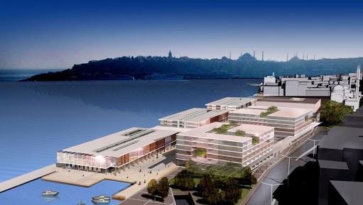 İstanbul'un Dünyaya Açılacak Kapısı Galataport'ta Flexiva Ürünleri Kullanılıyor