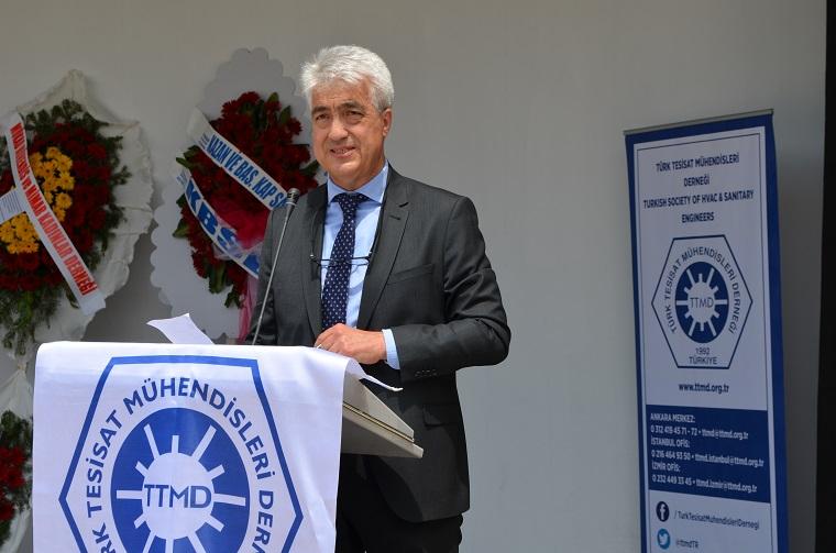 TTMD 15. Dönem Yönetim Kurulu Başkanı Meriç Sapçı Oldu