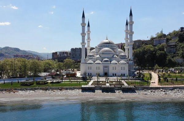 Uzun Mehmet Camisi Doğu İklimlendirme Güvencesinde