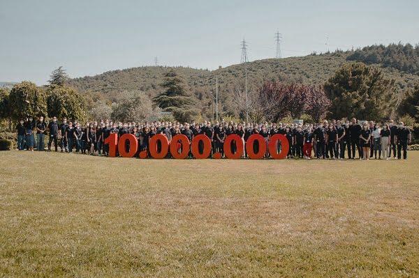 10 Milyon Kombi Üreterek Yeni Bir Rekora İmza Attı