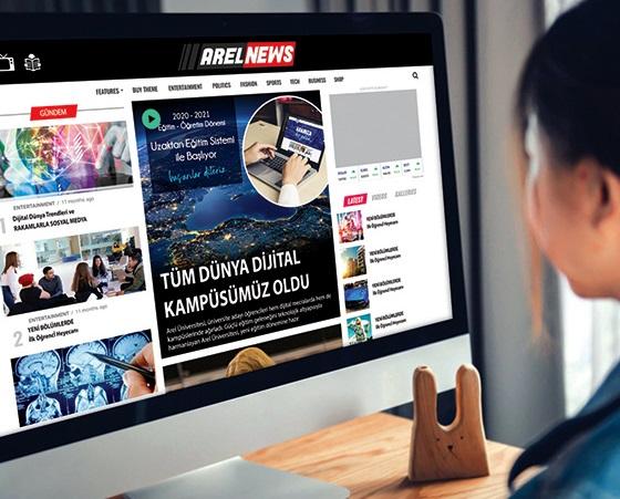 Avrupa'nın İlk Akademik Haber Portalı Yayına Başladı